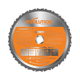 Evolution 185mm Multi-Material Cutting TCT Blade