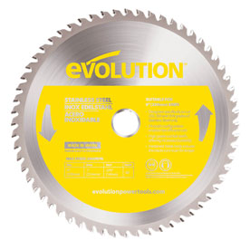Evolution 230mm Stainless Steel Saw Blade
