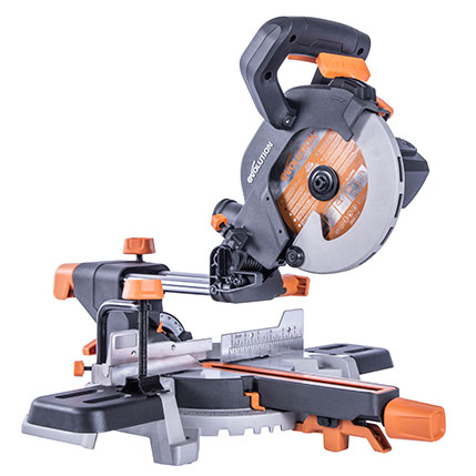 Evolution R185SMS Sliding Mitre Saw