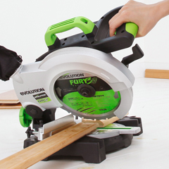 Evolution Project Multipurpose Saws