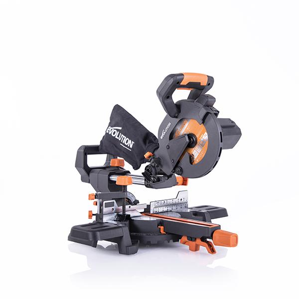 Evoluton R185SMS+ Sliding Miter Saw