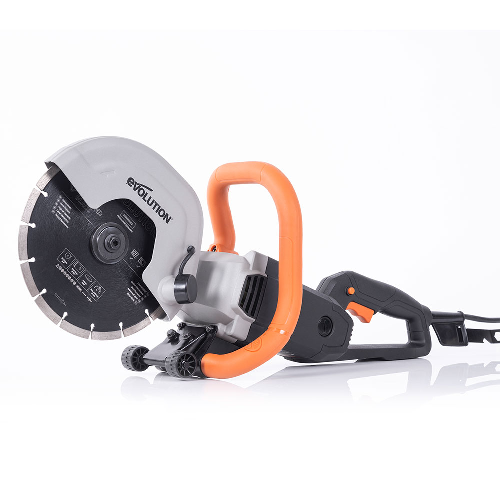 Evolution R230DCT 9 inch Concrete saw