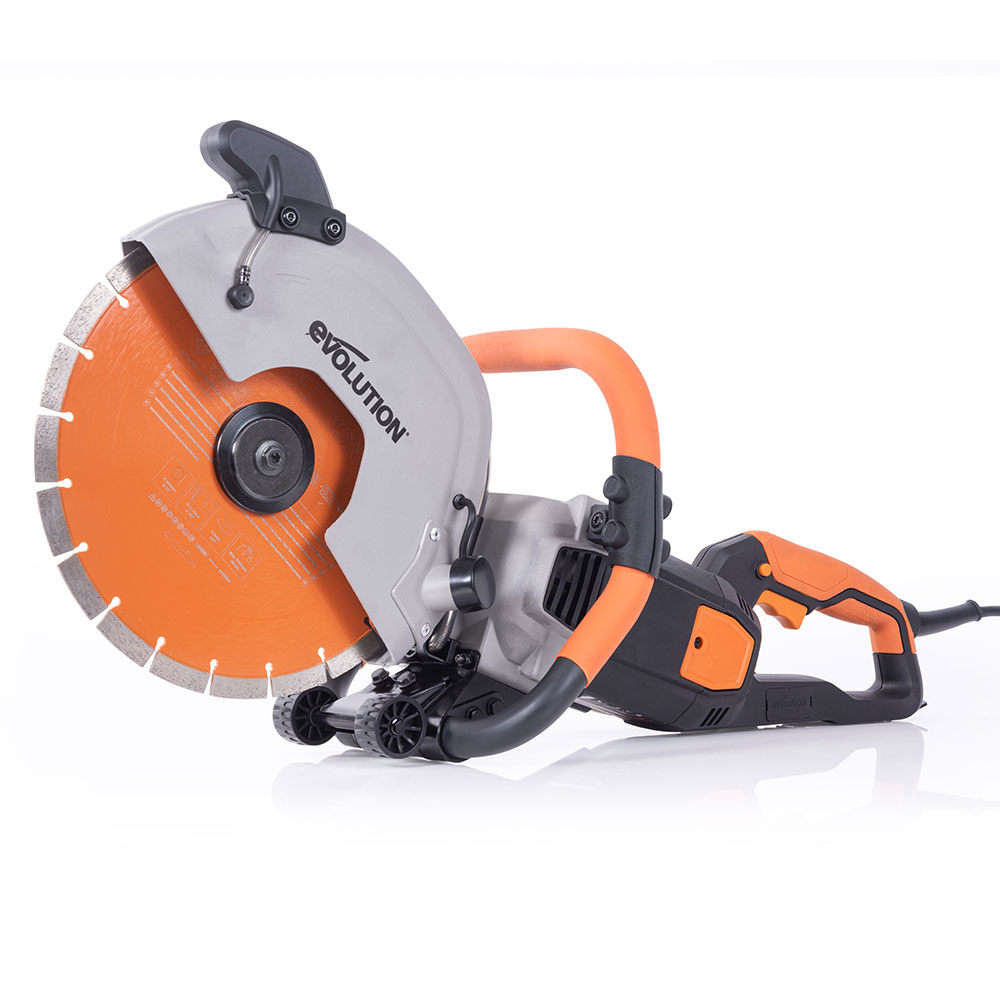Evolution R300DCT+ 12 inch Concrete saw