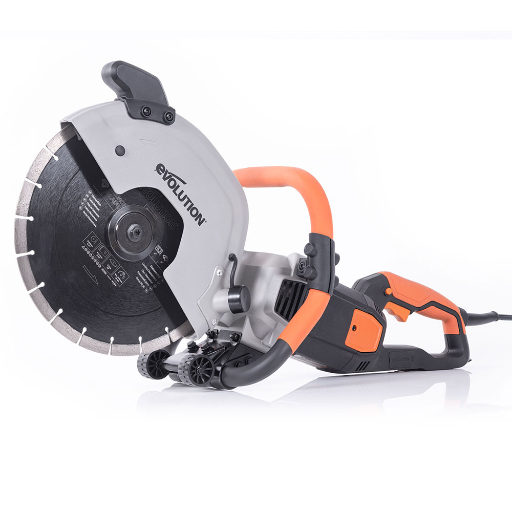 Evolution R300DCT 12 inch Concrete saw